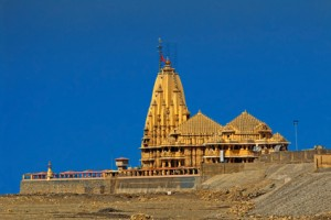 Temple of Lord Shiva Somnath in Somnath, Gujarat